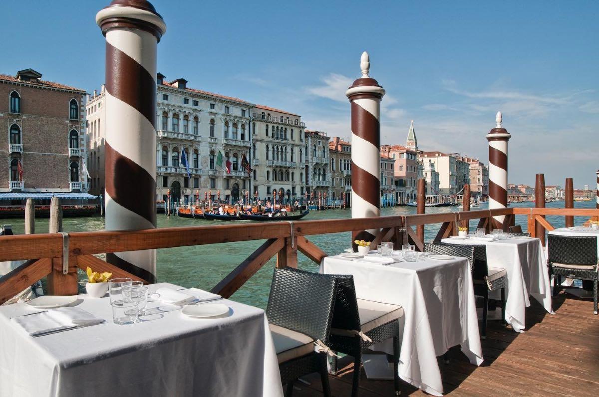 Antinoo's Lounge & Restaurant - Venezia