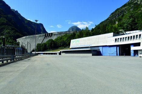 Centrale idroelettrica Luigi Einaudi