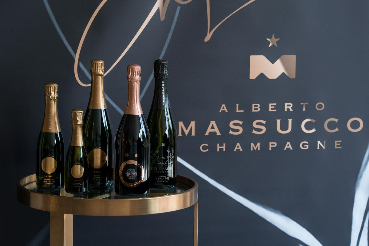 Champagne di Alberto Massucco