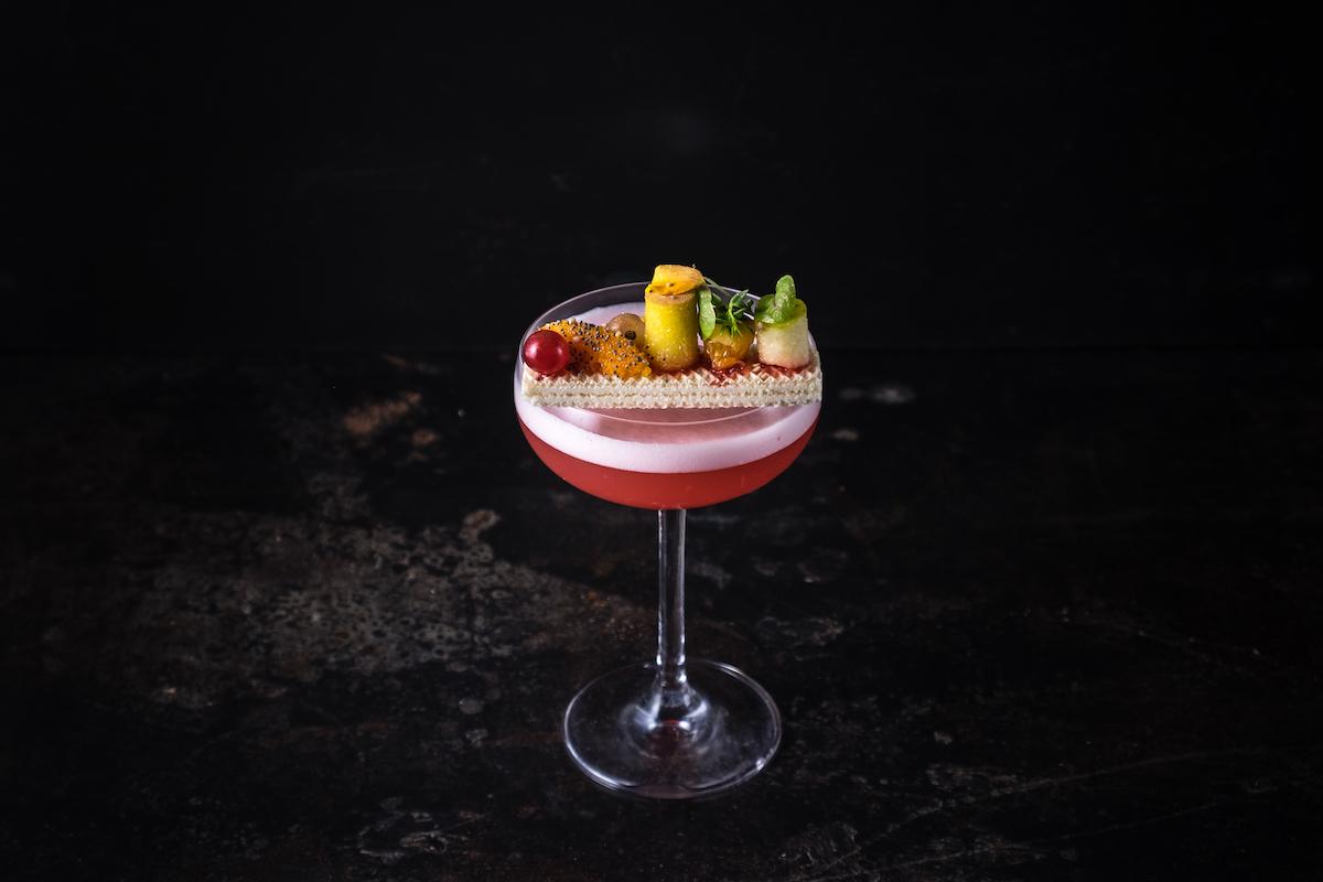cocktail estetica drink