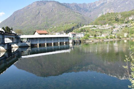 Diga Lago Tana