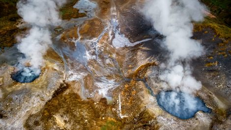 La geotermia, il cuore caldo della Toscana