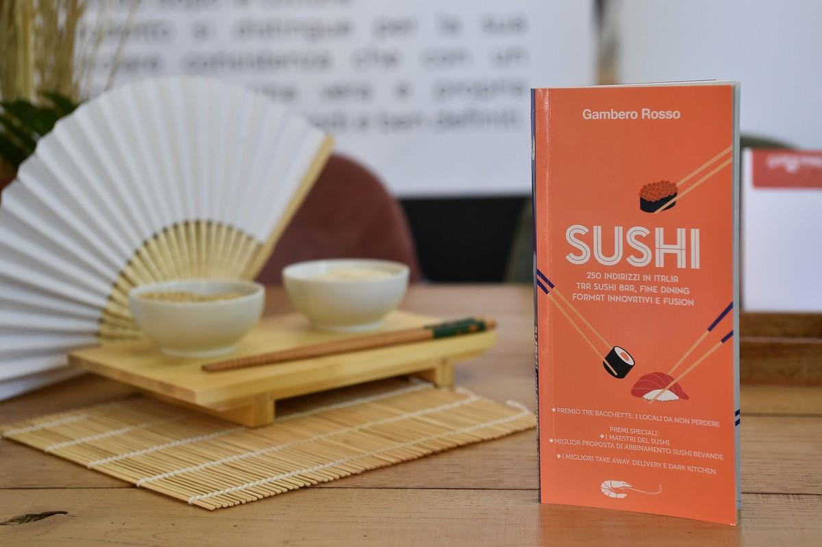 Guida Sushi del Gambero Rosso. Tutte le foto della premiazione