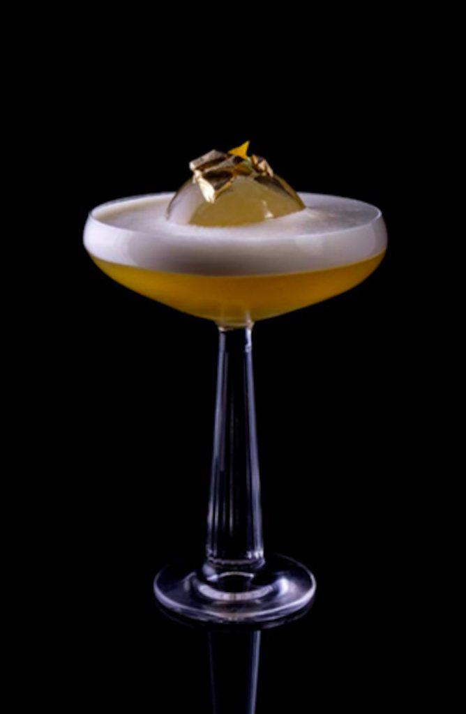 Hora Dorada dal libro Cocktail estetica