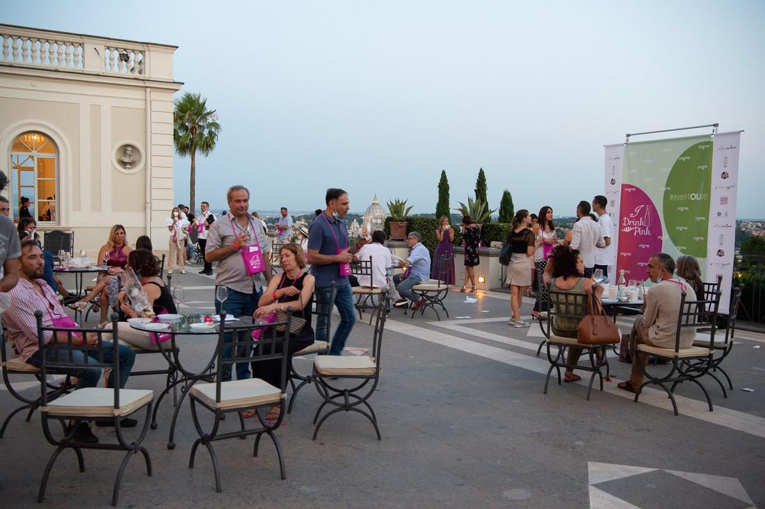 I Drink Pink Eventolio 2021. Le foto della degustazione