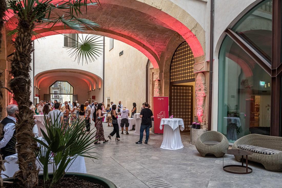 I Drink Pink 2021 Palermo. Le foto e il video della degustazione