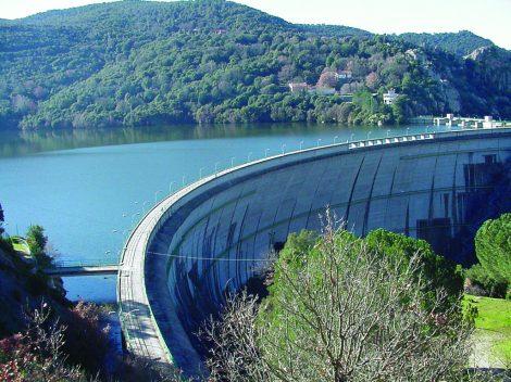 Impianto Idroelettrico del Taloro