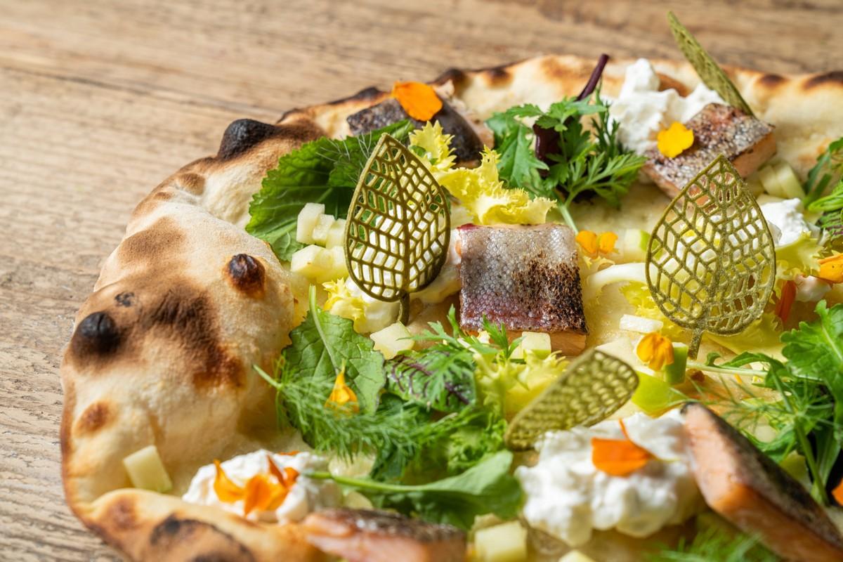 Scopri le pizze di Denis Lovatel al Rosa Alpina