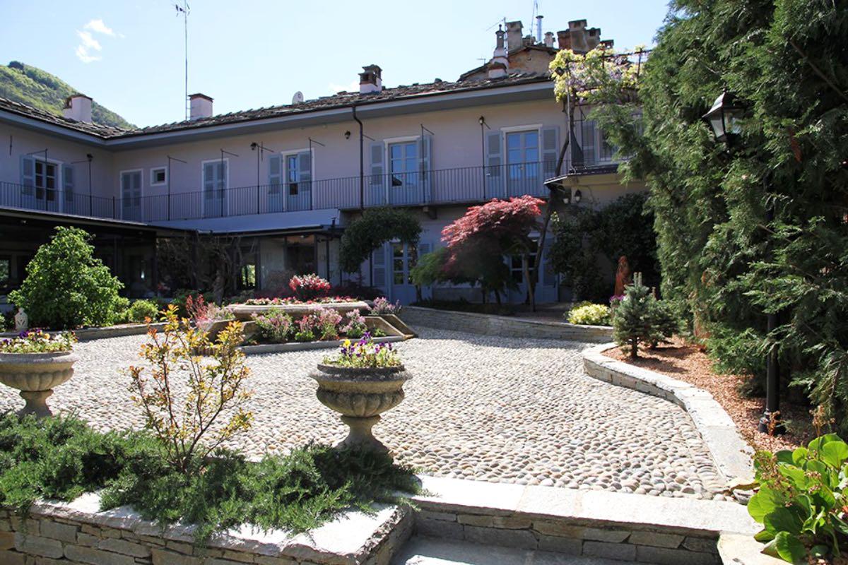 Maison Filipot a Torre Pellice