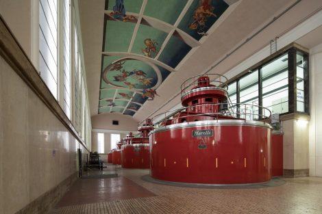 Impianto Idroelettrico di Soverzene