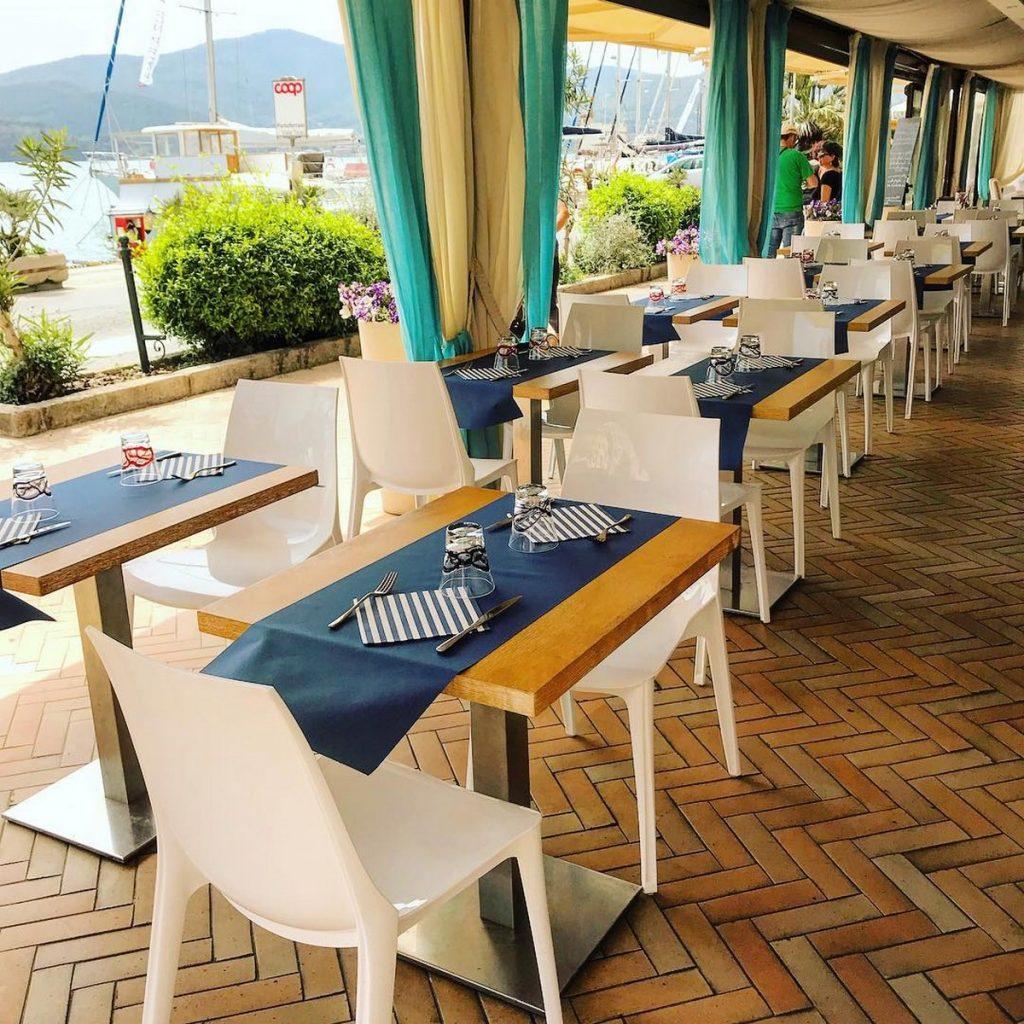Scopri dove mangiare all'isola d'Elba