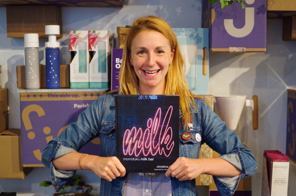 Scopri la storia di Christina Tosi e del suo Milk Bar