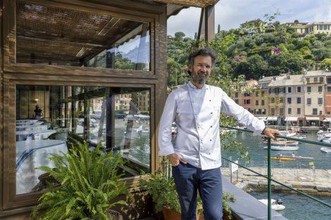 Leggi tutto su Cracco Portofino, il ristorante di Carlo Cracco in Liguria