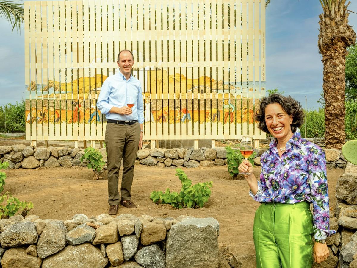 Leggi di più su Futuro Anteriore, il giardino pantesco dell'Etna