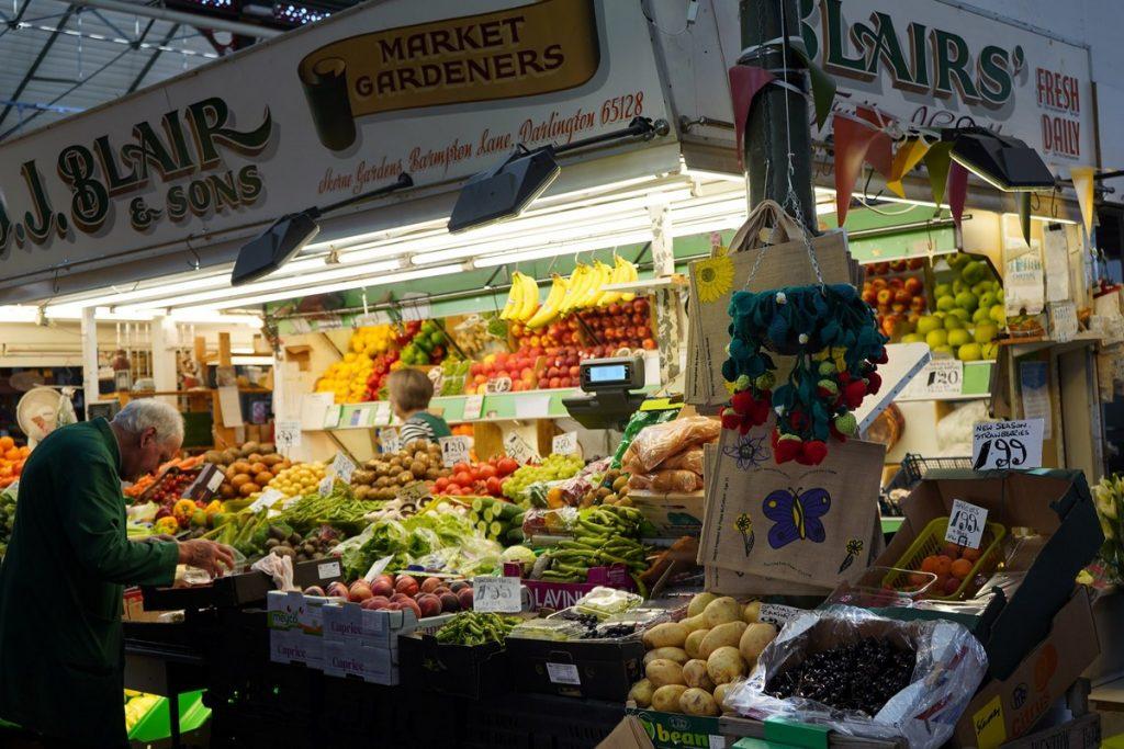 Scopri la storia del Darlington Market nel Regno Unito