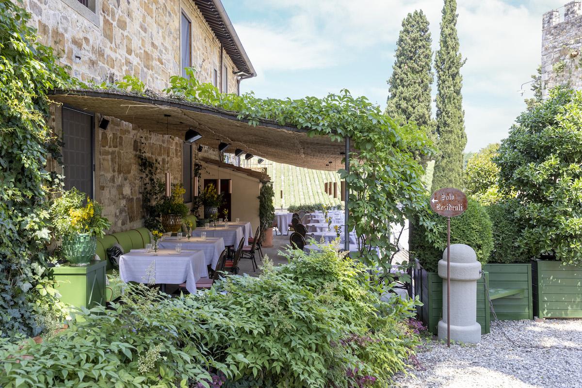 Osteria di Passignano_dehors (2)
