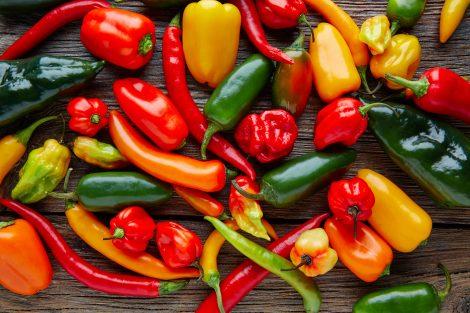Scopri le ricette con i peperoni da rifare a casa