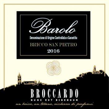 Barolo Bricco San Pietro 2016