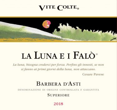 Barbera d'Asti Sup. La Luna e i Falò 2018
