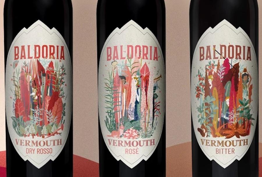 Baldoria vermouth orange wine. I nuovi vermouth firmati Little Red Door e Argalà
