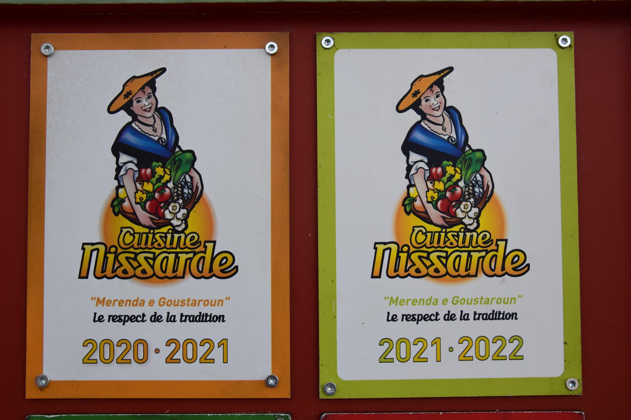Nizza Il marchio assegnato ai locali che propongono la Cucina Nizzarda