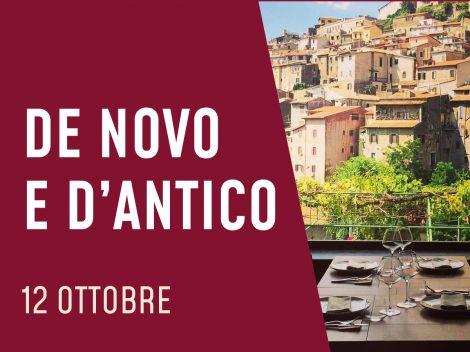De Novo e d'Antico - Cori (LT) - 12 ottobre 2021