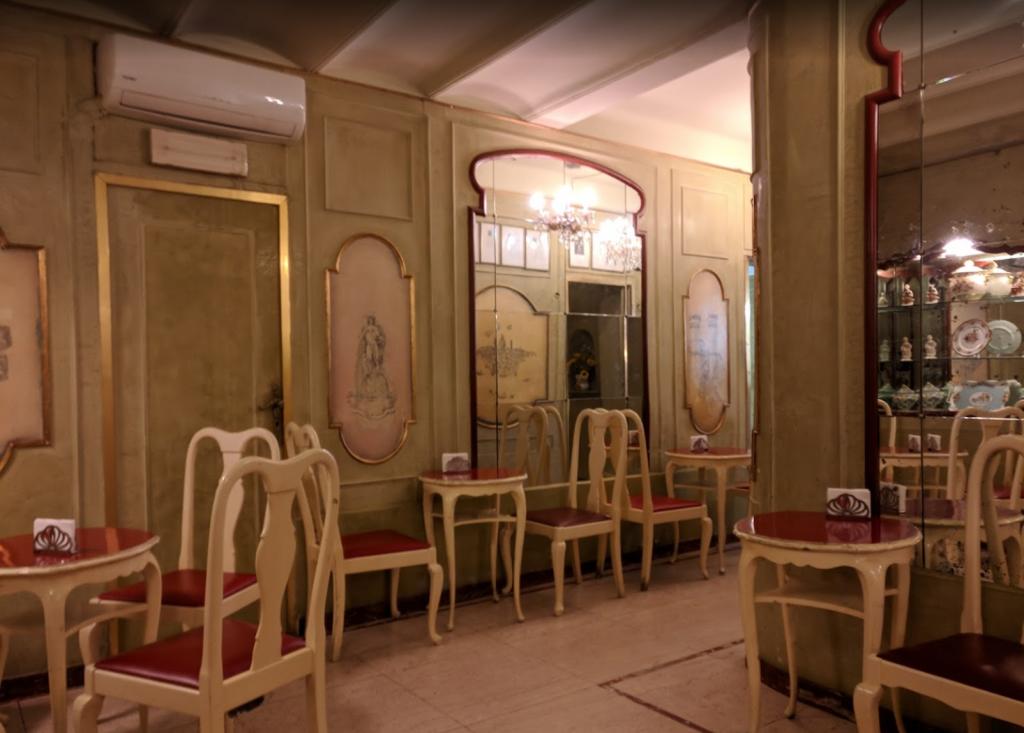 Scopri la storia del Klainguti a Genova