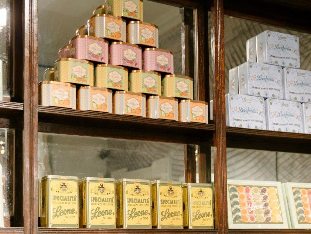 Scopri i temporary shop di Pastiglie Leone