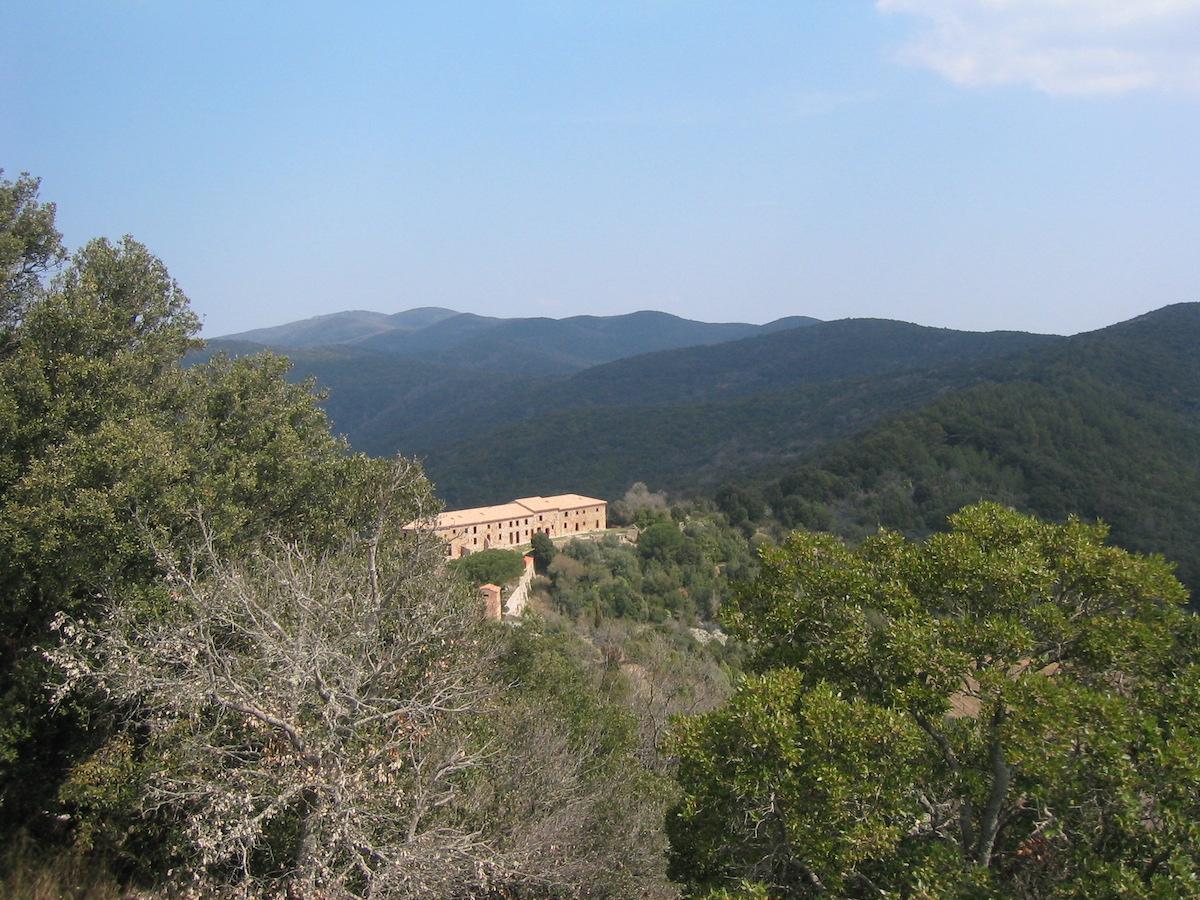 Bolgheri panorama castiglioncello