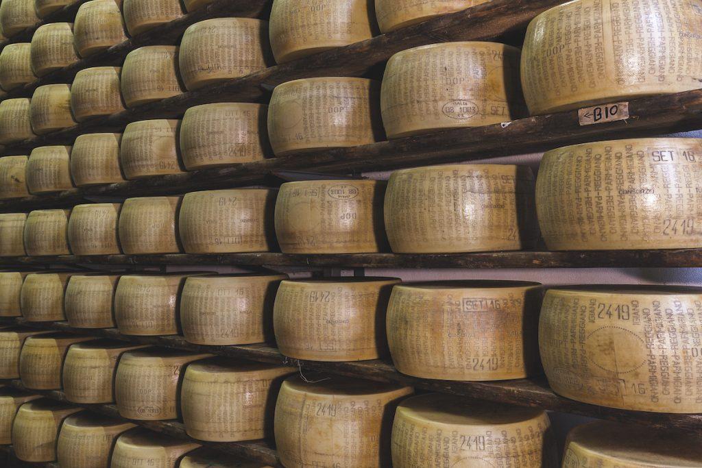 Parmigiano Reggiano_Foto Erik Concari