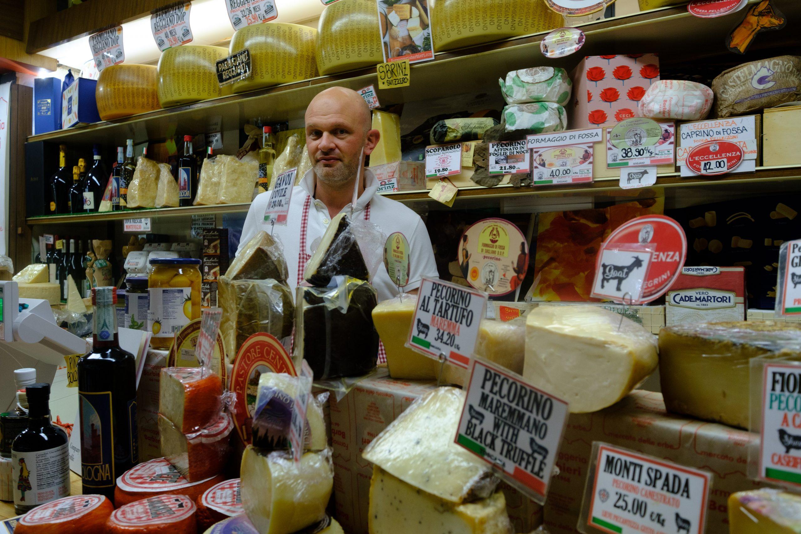 Scopri i mercati di Bologna nel mensile di settembre