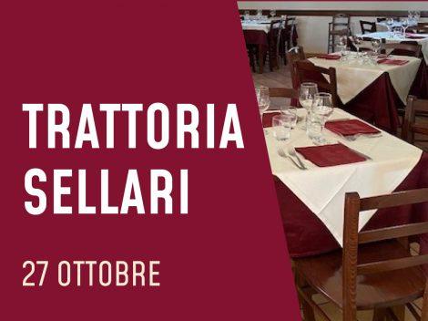 Trattoria Sellari - Frosinone - 27 ottobre 2021