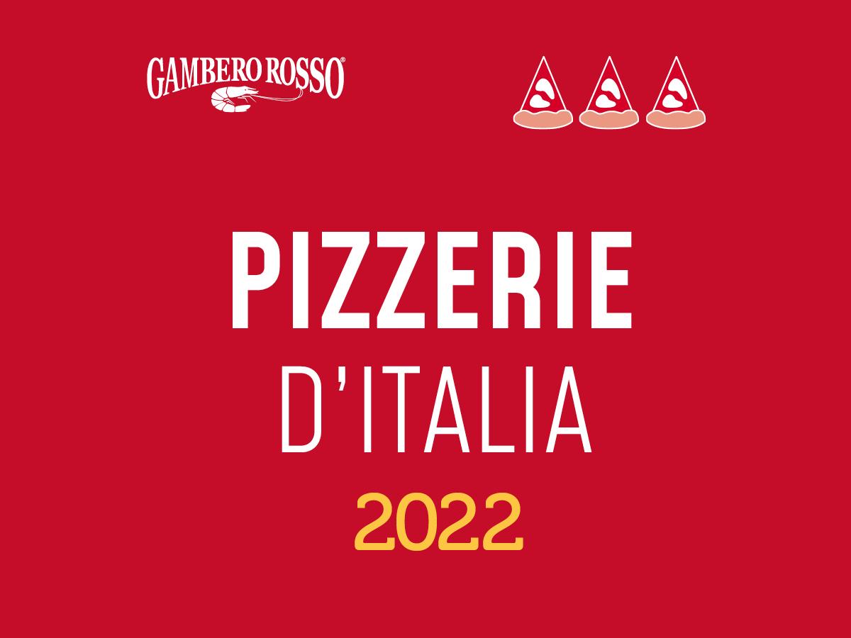 Guida Pizzerie d'Italia 2022