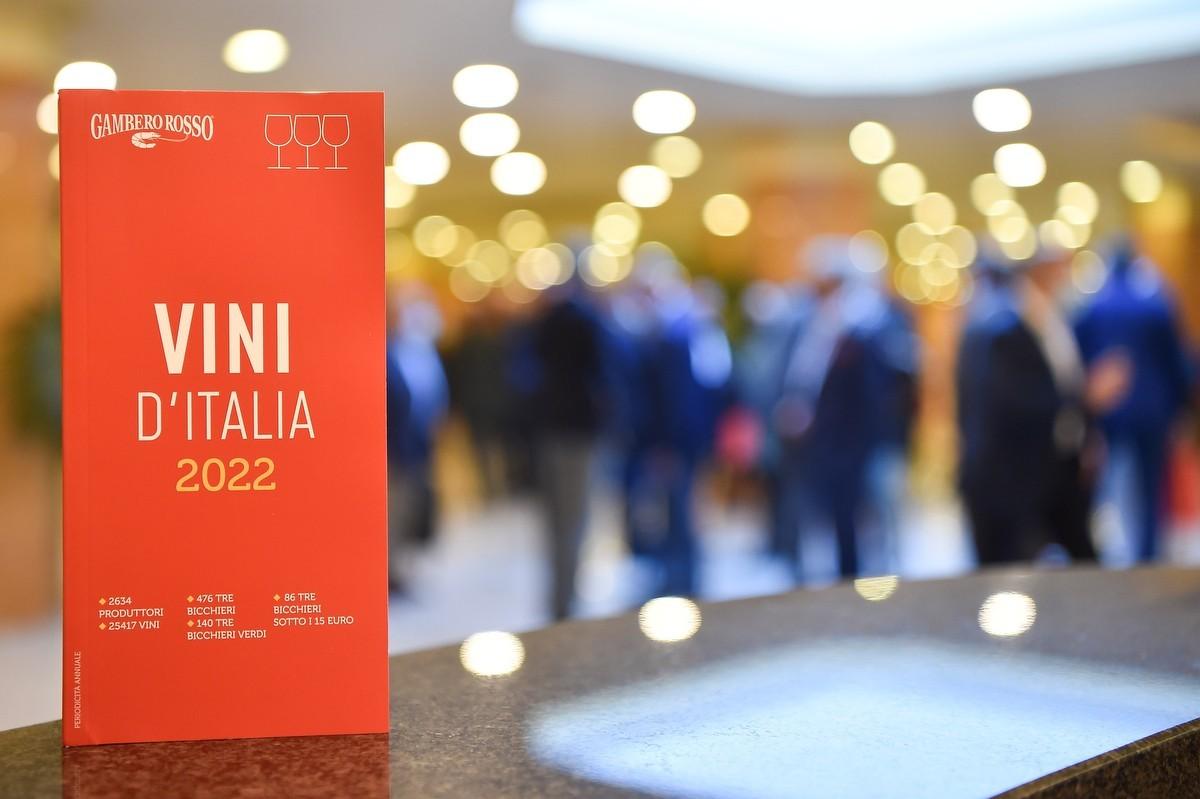 Tre Bicchieri 2022. Le foto della premiazione e degustazione a Roma