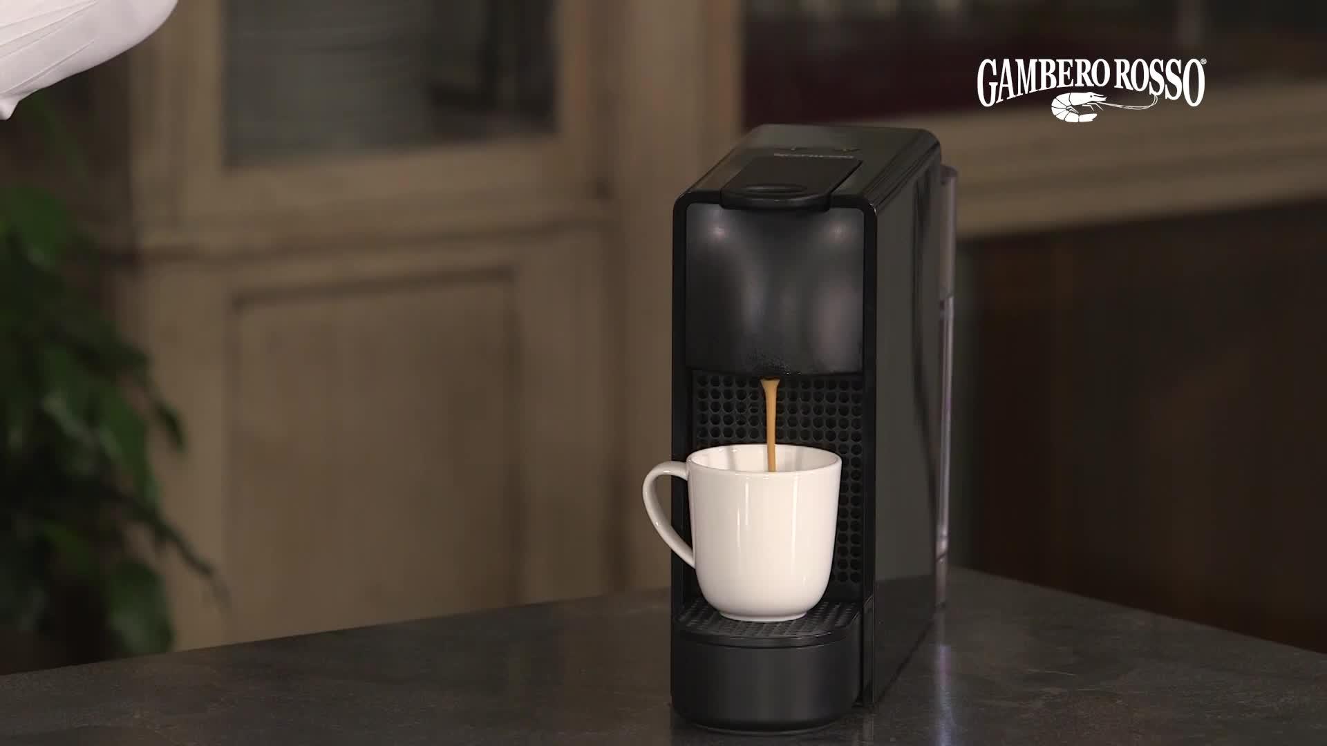 Espresso In Capsule. FIlicori Zecchini