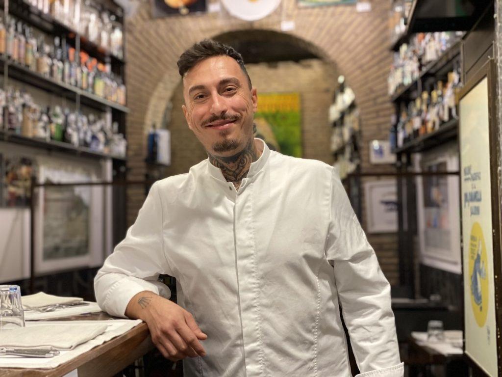 Fabrizio Di Stefano roscioli