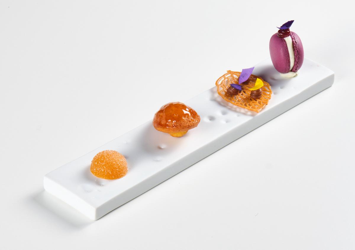 Inkiostro: il primo menu del nuovo chef Salvatore Morello