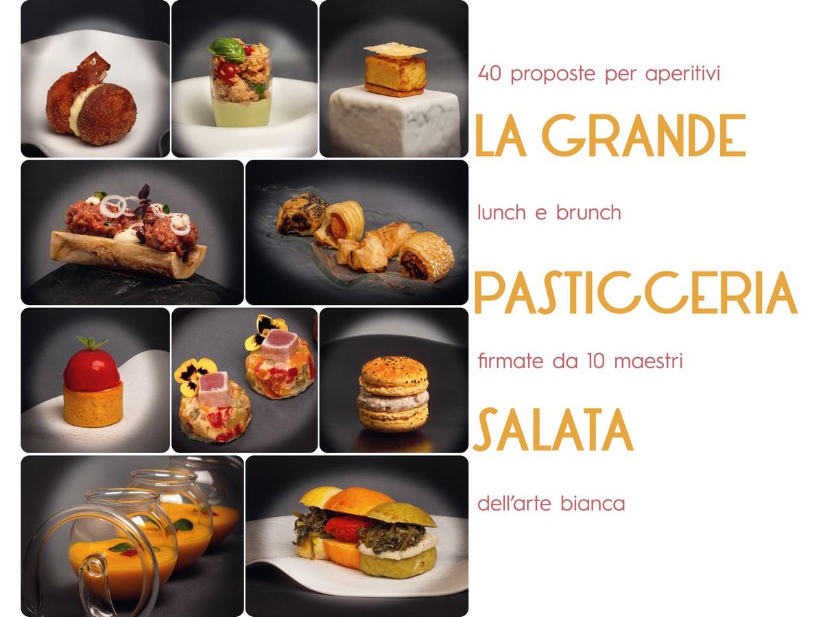 La grande pasticceria salata: il libro di Gambero Rosso con 40 ricette d'autore