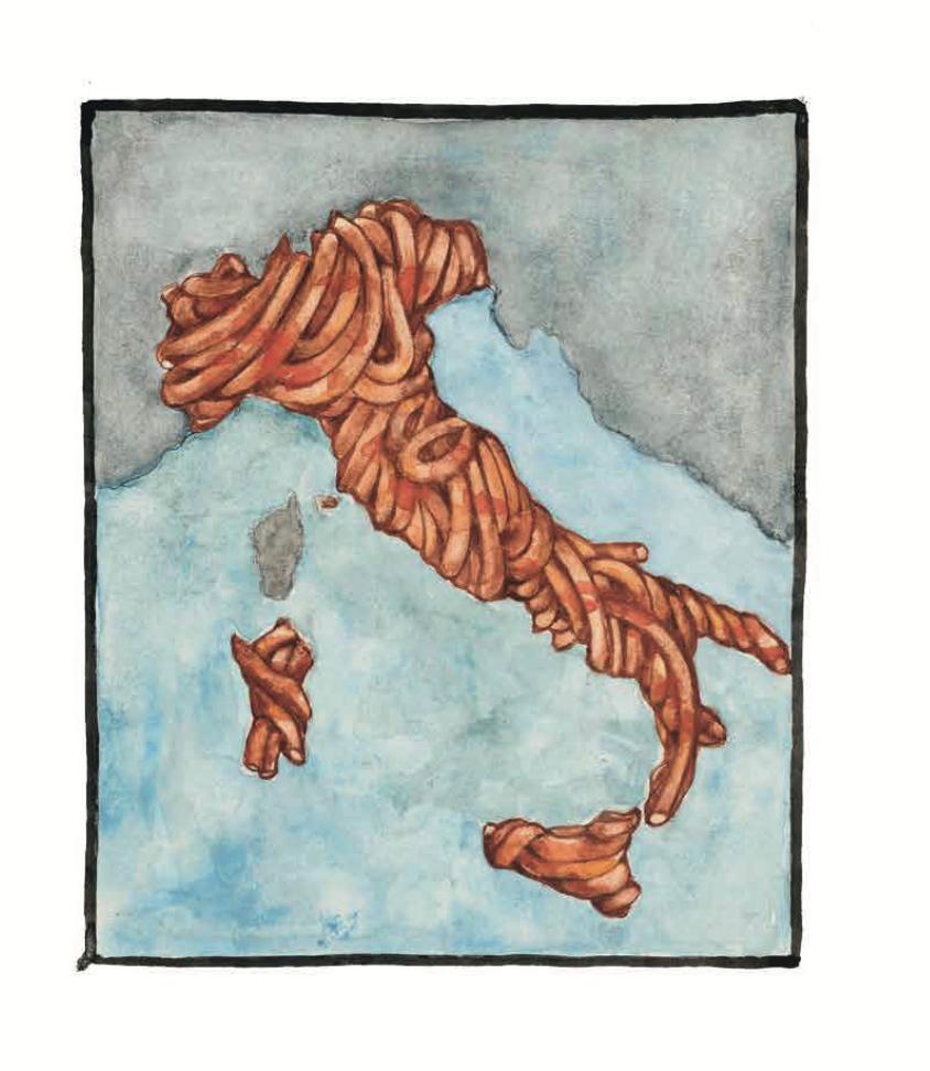 Scopri la mostra dedicata agli spaghetti al pomodoro a Forlimpopoli