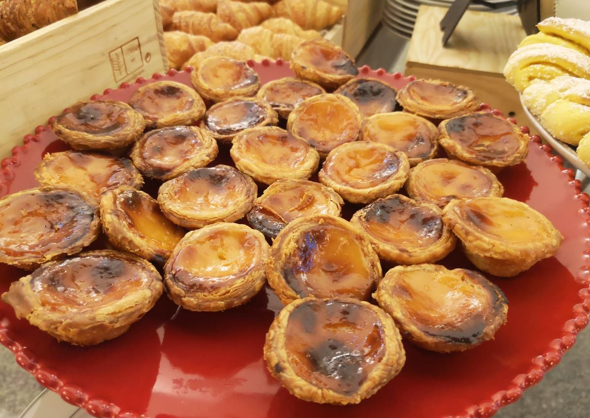 Cosa mangiare in Portogallo: pastel de nata