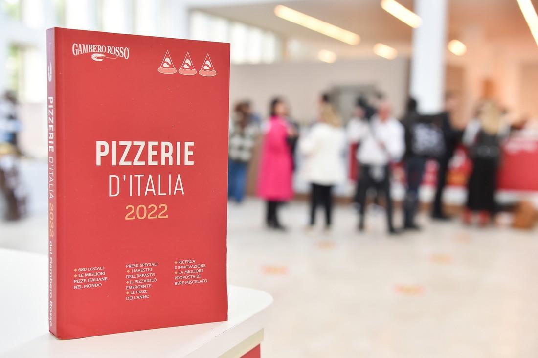Guida Pizzerie d'Italia 2022 di Gambero Rosso. Le foto della premiazione
