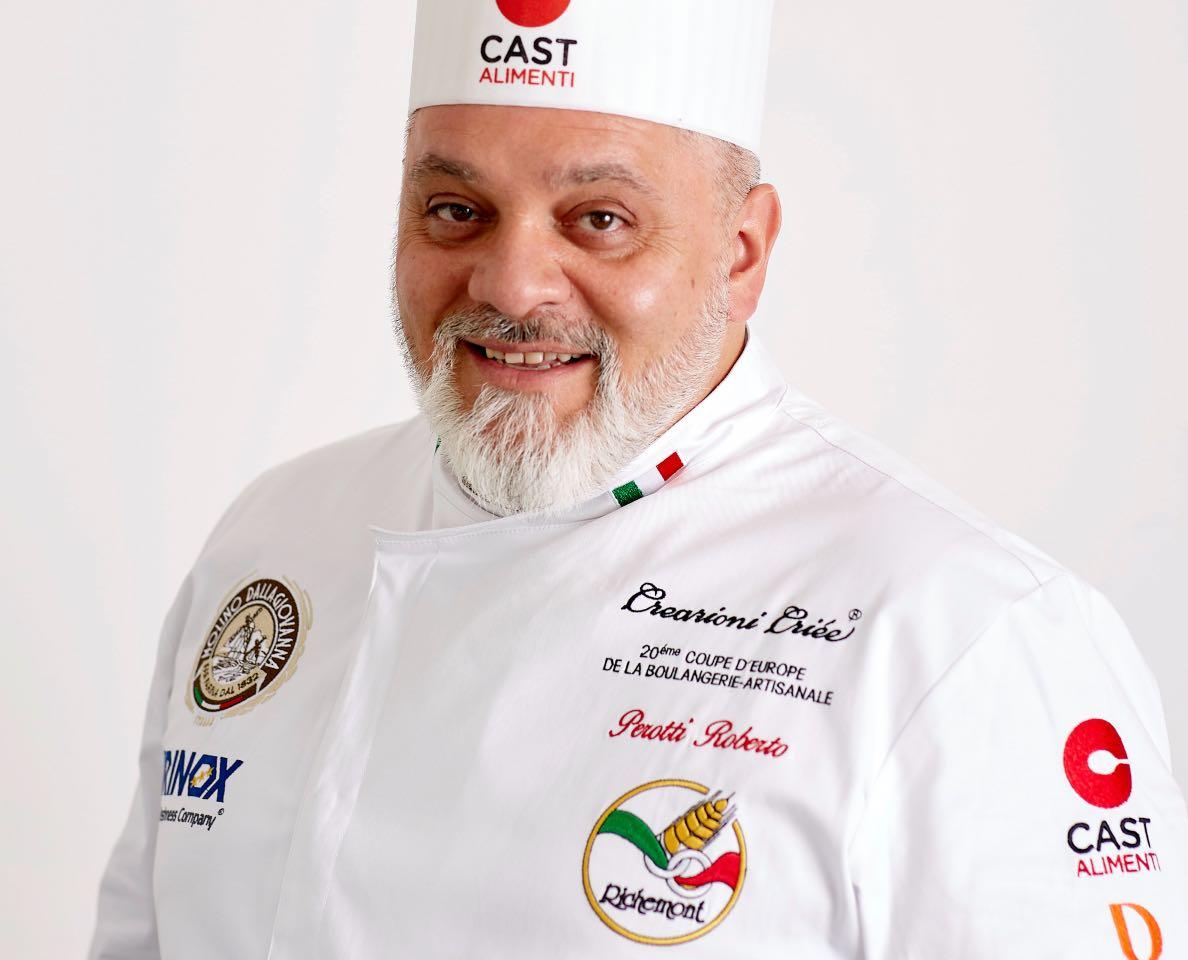 ROBERTO PEROTTI. Presidente di Richemont Club