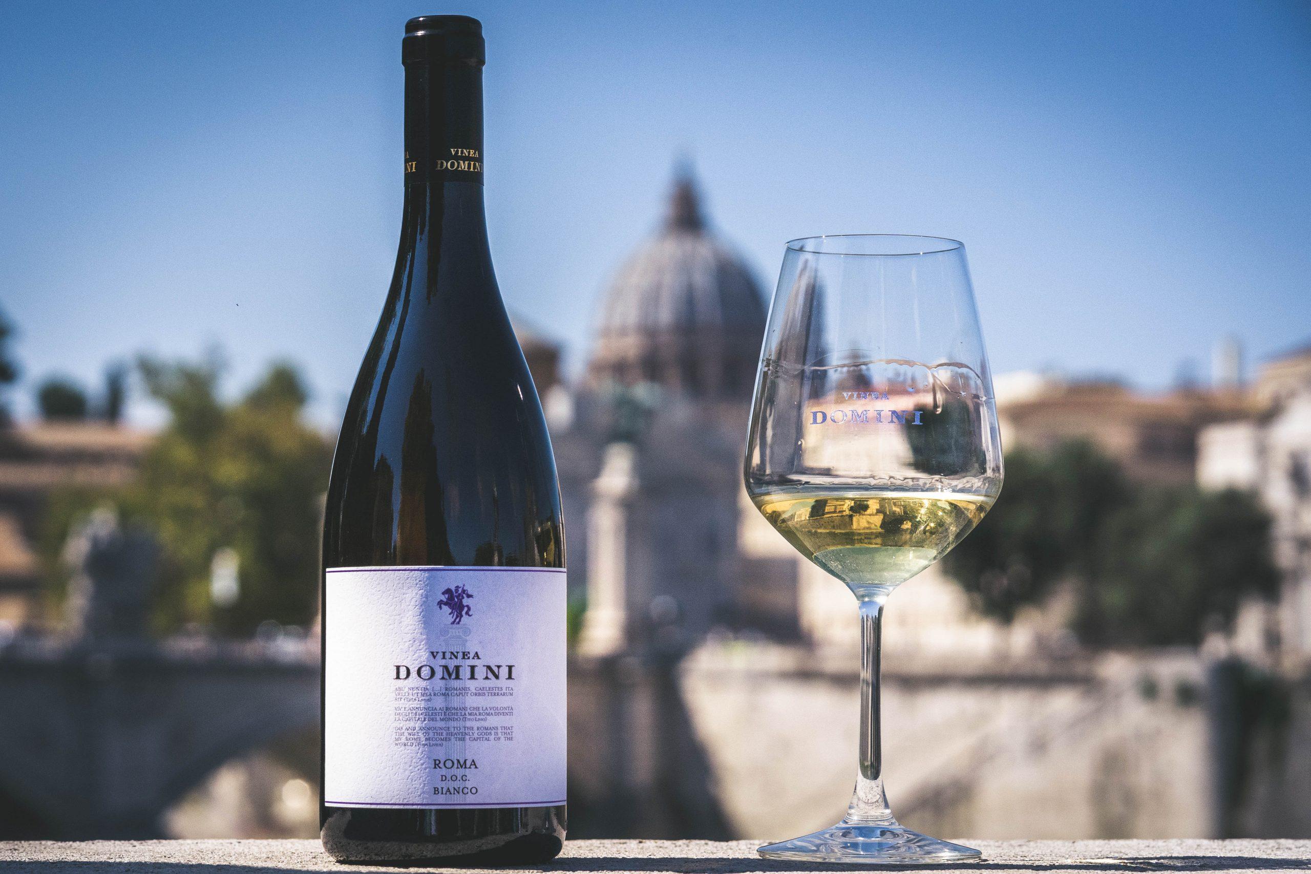 Vinea Domini. Nuovi vini dedicati a Roma da Gotto d'Oro, storica cooperativa dei Castelli Romani