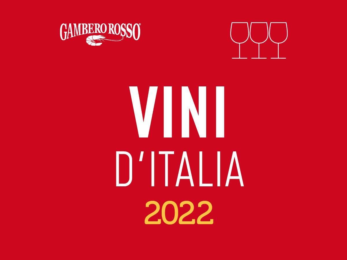 Guida Vini d'Italia 2022. La grande degustazione Tre Bicchieri