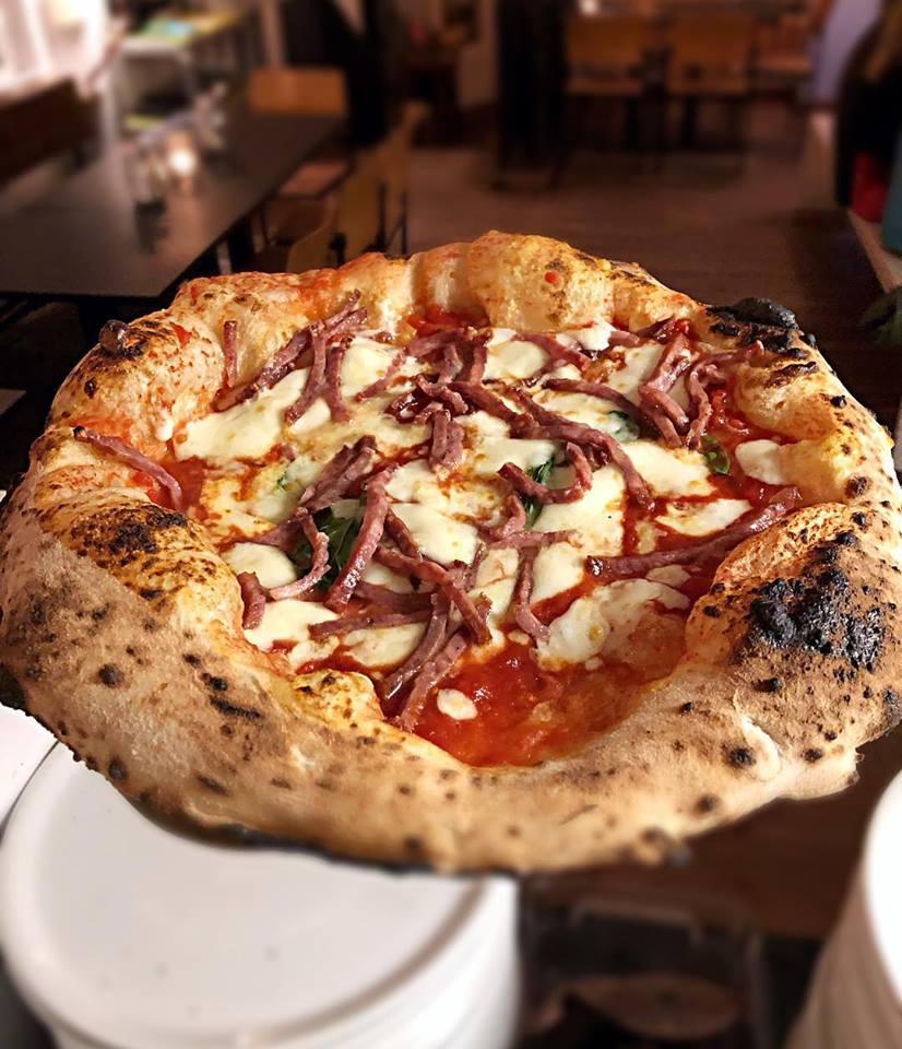 Standard Serious Pizza