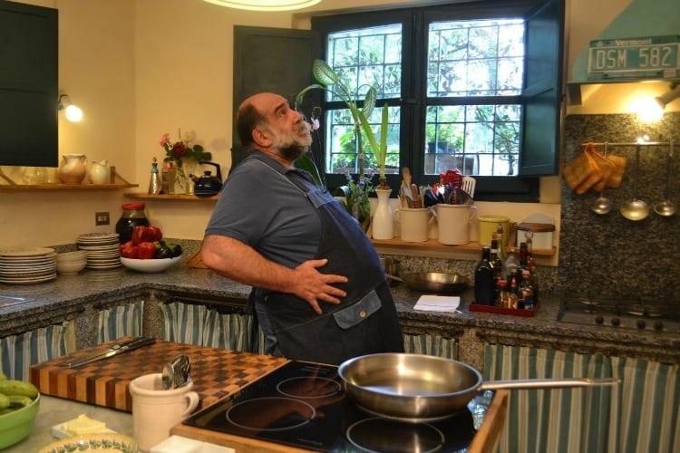 Profilo di Giorgione in cucina