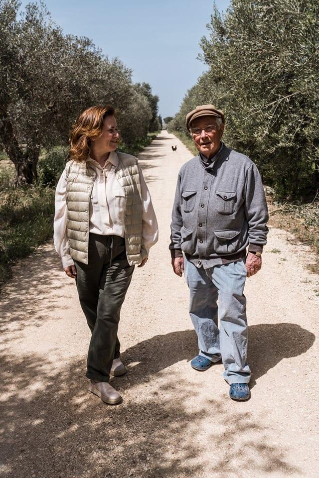 Antonella e Nicola Titone