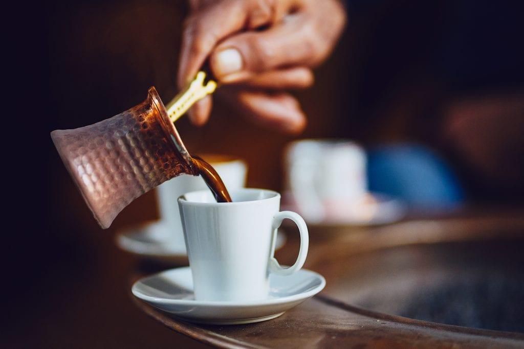 Caffè alla turca