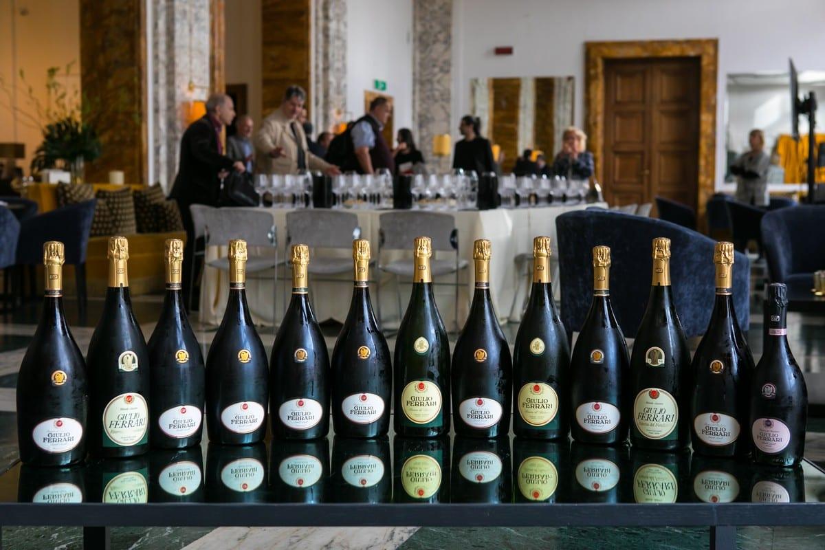 Note di degustazione. Giulio Ferrari, Cantina dell'Anno per la Guida Vini d'Italia 2019