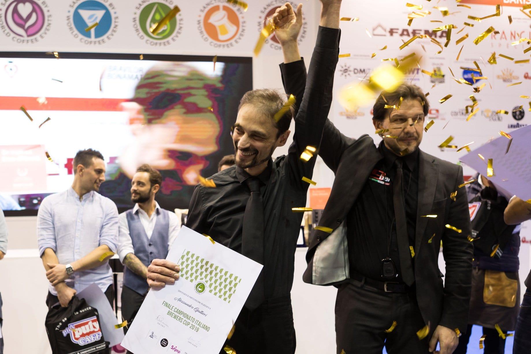 Alessandro Galtieri, foto di Sca Italy